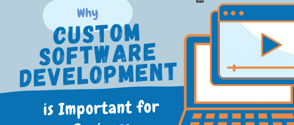 Why Custom Software Development is Important for Business