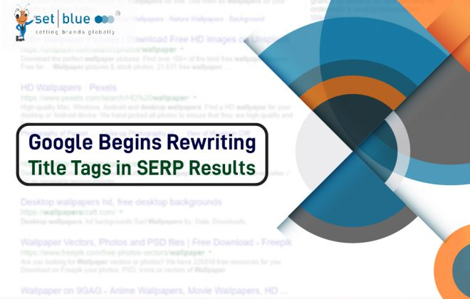 Google Begins Rewriting Title Tags in SERP Results